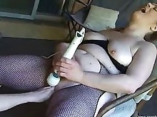 amateur fisting fuck masturbation mature stocking vibrator