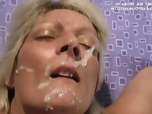 blonde big-cock cougar cumshot facials hot pov sucking