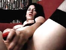 amateur ass dildo masturbation milf stocking toys