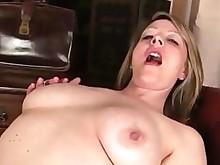 amateur blonde masturbation mature milf orgasm pussy solo stocking