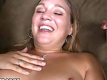 cumshot facials fuck hardcore hot huge-cock interracial milf brunette
