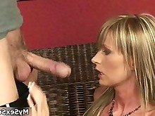horny hot pornstar sucking babe blowjob brunette fuck hardcore
