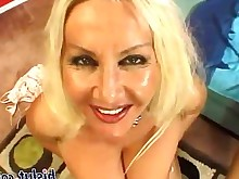 shaved babe big-tits blonde fuck handjob mature prostitut