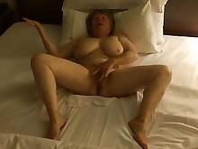 amateur bus busty cougar masturbation mature milf orgasm