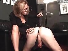 ass blonde crazy horny jerking masturbation mature spanking whore