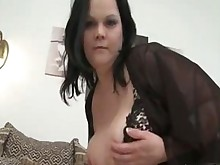 bbw mature nasty solo whore ass