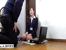 blowjob couple japanese milf oral playing public toys