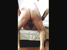 amateur brunette bbw fingering fuck high-heels homemade
