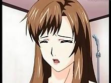 anal anime blowjob brunette cumshot hardcore hentai hot muff