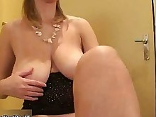 amateur anal ass blonde fuck glasses hidden-cam natural solo