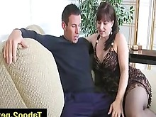 ass big-tits brunette big-cock hardcore huge-cock milf stocking