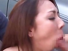sucking whore blowjob crazy hardcore japanese juicy kiss outdoor