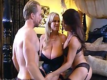 ass blonde fuck group-sex hot threesome whore
