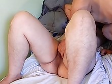 cumshot hairy hot milf rimming wife