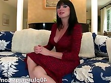 hot juicy masturbation mature milf solo ass gang-bang