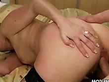 ass blowjob big-cock doggy-style fuck handjob hardcore huge-cock mature