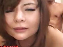 close-up hardcore japanese mature milf ride