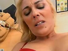 ass blowjob big-cock fuck hardcore huge-cock mature pornstar shaved