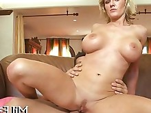 blonde big-cock curvy hardcore huge-cock ride shaved wild