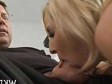 blonde blowjob cute hardcore hot juicy mature pornstar sucking