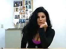 big-tits blowjob fuck hardcore hot mature office pornstar