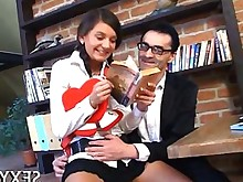 amateur brunette classroom hardcore small-tits little old-and-young schoolgirl teen