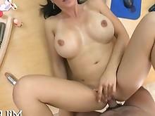 big-tits blowjob fuck hardcore mature milf office pornstar