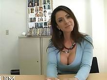 blowjob brunette hardcore mature pornstar wife big-tits