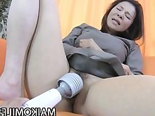 cougar creampie japanese milf nipples wife