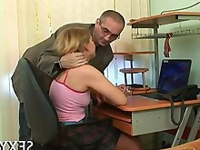 amateur blonde boobs classroom fuck hardcore small-tits little old-and-young