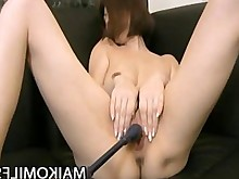 creampie fuck japanese mammy milf orgasm ride slender sucking