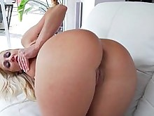 ass big-tits blonde big-cock huge-cock milf tattoo