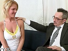 blonde classroom fuck hardcore hot small-tits little nasty old-and-young