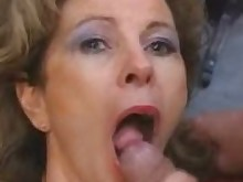 facials milf sperm