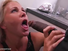 ass babe big-tits black blonde blowjob big-cock huge-cock interracial
