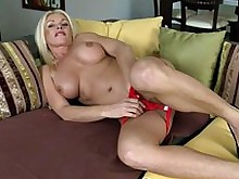 blonde boobs close-up crazy mature milf muff orgasm sweet