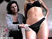 milf interracial lesbian