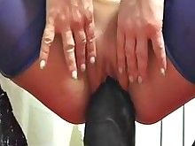 amateur dildo fuck masturbation milf toys