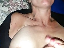 amateur big-tits boobs cumshot double-penetration hot milf wife