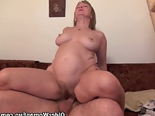 amateur ass big-tits blonde blowjob cumshot deepthroat fatty fuck