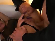 amateur anal latex mature milf