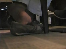 amateur feet foot-fetish high-heels mammy milf nylon panties playing