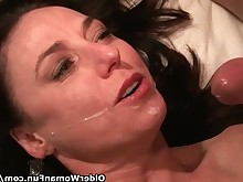 cum cumshot facials granny hd hot interracial mammy mature