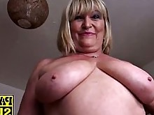 fatty masturbation mature milf pussy shaved