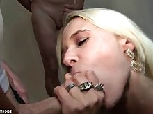 bukkake facials gang-bang group-sex milf