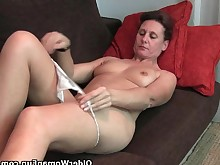 amateur ass fingering granny hairy hardcore hot mammy masturbation