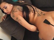 big-tits black blowjob brunette close-up doggy-style hardcore kitty masturbation