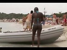 amateur ebony fetish juicy mature milf public striptease