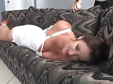 bdsm big-tits boobs brunette mammy milf