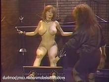 bdsm big-tits boobs domination erotic lesbian mature slave vintage